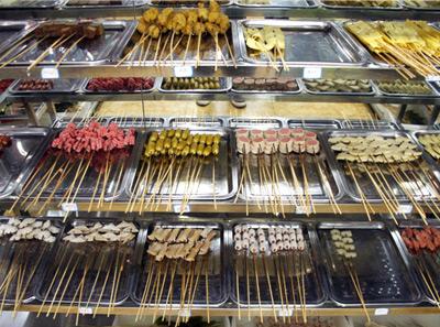 袁记串串香菜品1