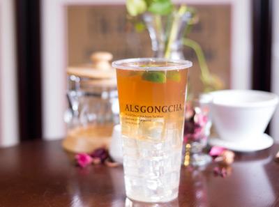 贡茶加盟金桔柠檬红