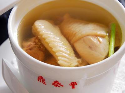 鼎泰丰元盅鲜鸡汤
