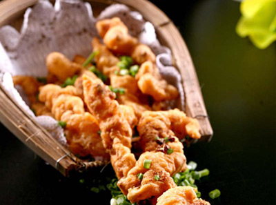 洞子老火锅-农家酥肉