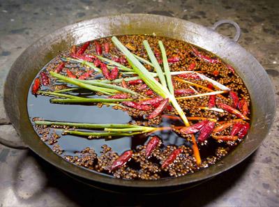 地瓜老火锅锅底