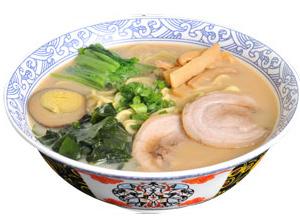 雅山日式快餐骨汤拉面