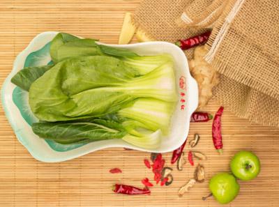 季季红火锅-青菜