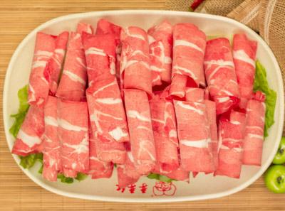 季季红火锅-羊肉