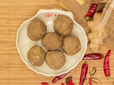季季红火锅-牛肉丸