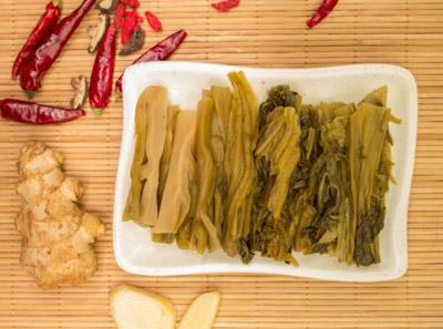 季季红火锅-酸菜