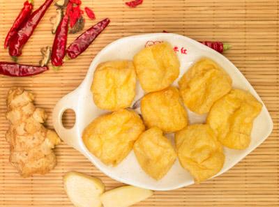 季季红火锅-豆泡