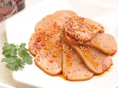 康二姐串串香梅林午餐肉