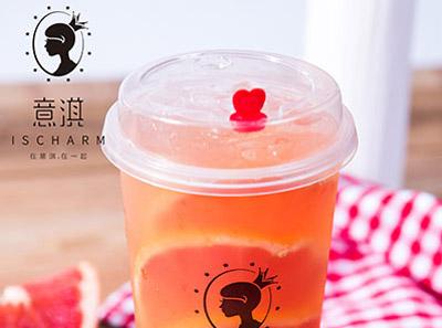 意淇港式下午茶菜品店面