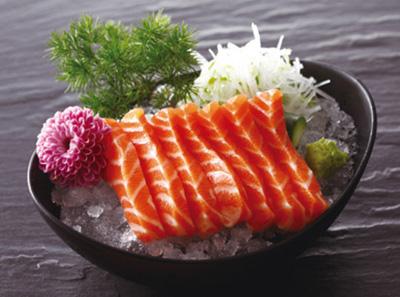 争鲜三文鱼
