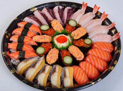 争鲜回转寿司品牌展示