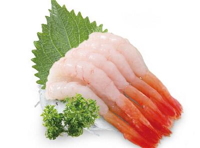 吉哆啦回转寿司-甜虾刺身