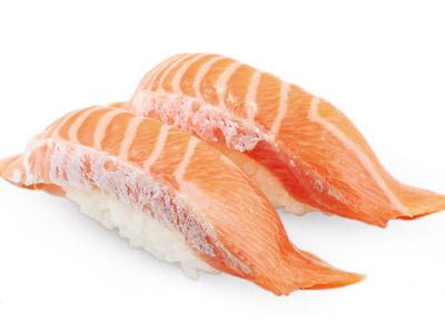 吉哆啦回转寿司-三文鱼腩