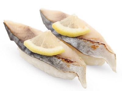 吉哆啦回转寿司-炙烧醋鲭鱼