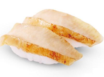 吉哆啦回转寿司-炙烧猪颈肉