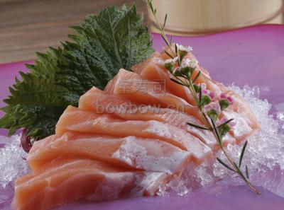 宝寿司-三文鱼腹刺身
