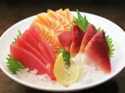 鲜品萃寿司菜品