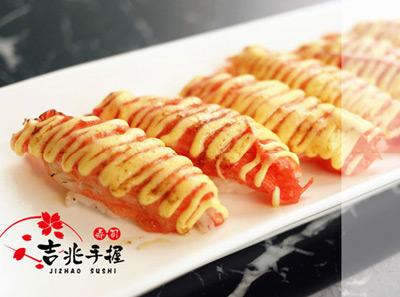 北海道蟹棒寿司