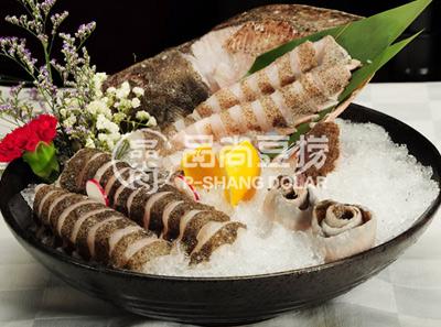 品尚豆捞多宝鱼