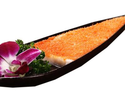 捞味鱼籽墨鱼滑