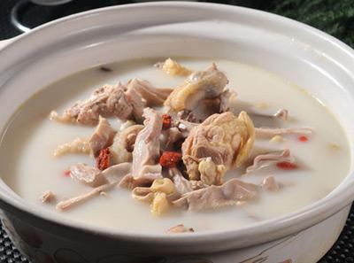 捞味胡椒猪肚鸡