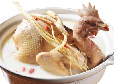 捞味金牌鱼胶土鸡