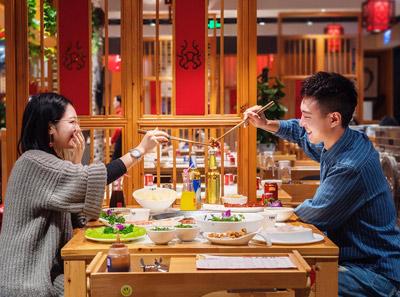 大龙燚火锅加盟