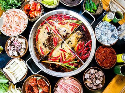 大龙燚火锅菜品牛肉