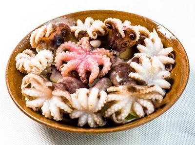 大龙燚火锅菜品八爪鱼