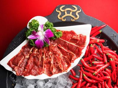 大龙燚火锅菜品加盟