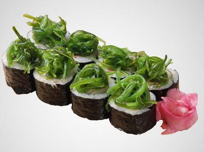 町上寿司中华海藻卷