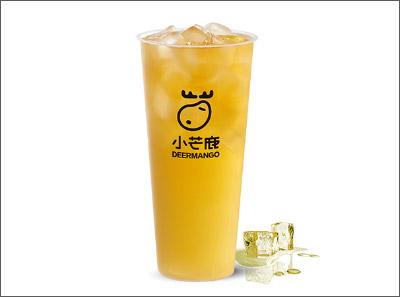 小芒鹿现萃茶加盟