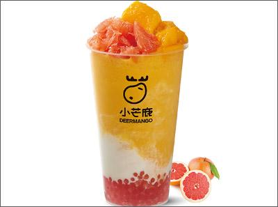 小芒鹿现萃茶加盟饮品