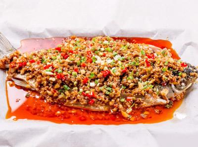 鱼来顺纸上烤鱼加盟菜品