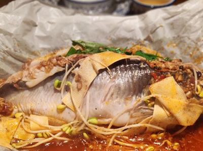 鱼来顺纸上烤鱼加盟