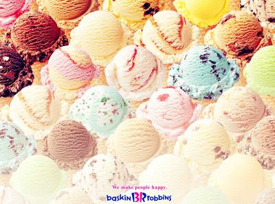 芭斯罗缤冰淇淋加盟