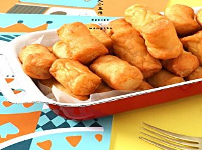 大小王鸡排加盟菜品