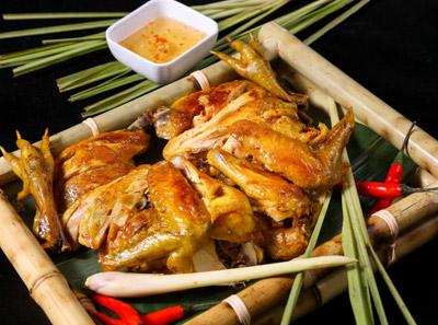 越兰香餐厅加盟菜品
