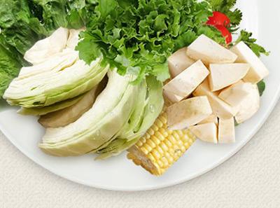 名都晓荷塘火锅加盟菜品