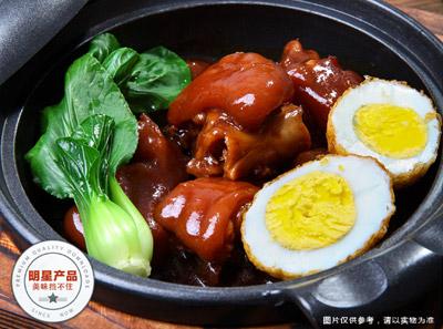 锅先森台湾卤肉饭加盟