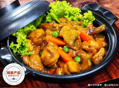 锅先森台湾卤肉饭加盟菜品