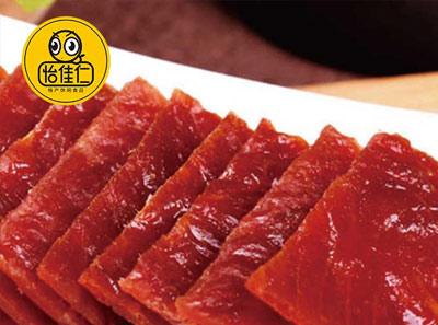 怡佳仁零食店加盟产品