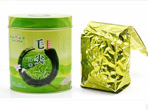 天福茗茶毛尖绿茶