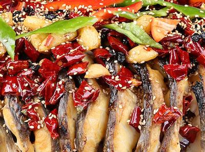 花千代烤鱼加盟菜品