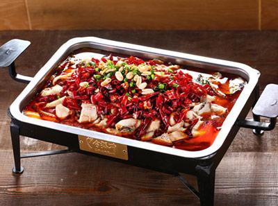 令狐冲烤鱼加盟菜品