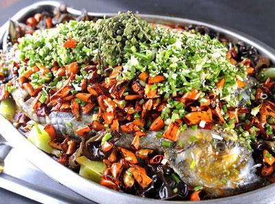 麻省理功深海烤鱼加盟菜品