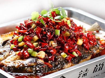 辣尚瘾香辣烤鱼