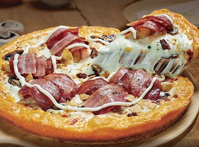 米斯特披萨菜品
