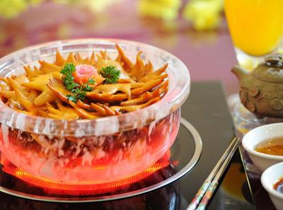 韩疯味自助涮烤吧加盟