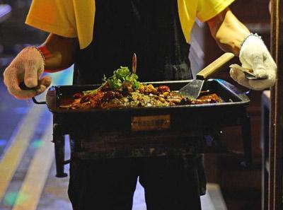 匠子烤鱼加盟菜品